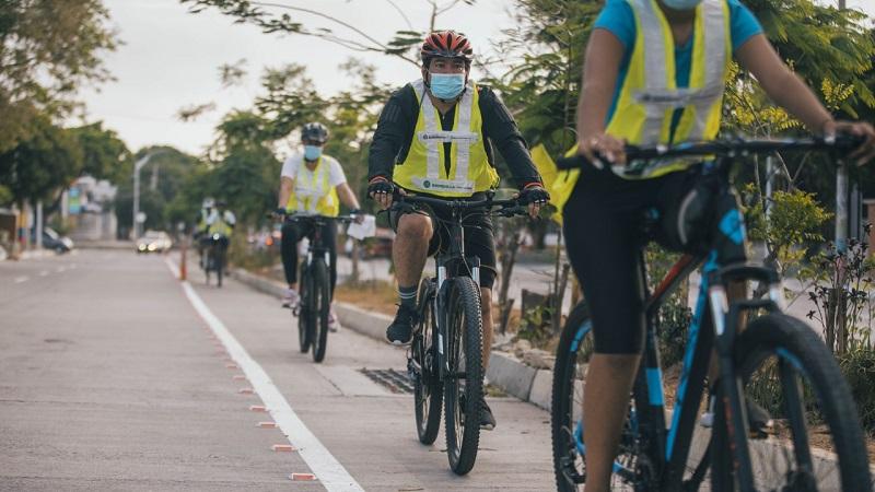 Barranquilla celebra el Día Mundial de la Bicicleta con recorridos por la ciudad