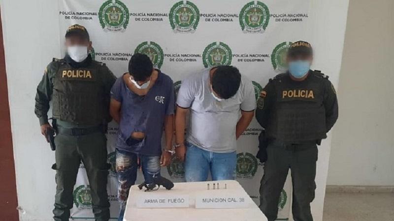 Caen dos presuntos fleteros: se habrían robado $17 millones