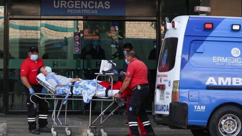 Colombia, con la cifra más alta de Covid en un día: 27.000 contagios y 511 muertos