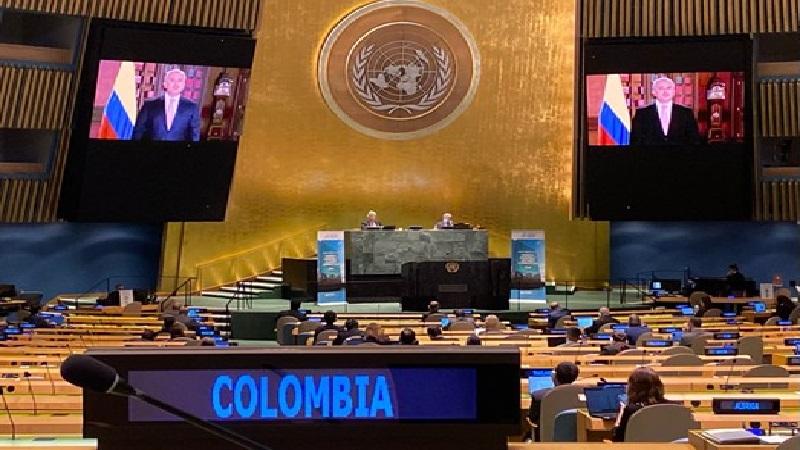 Colombia lidera Sesión Extraordinaria de Naciones Unidas contra la Corrupción