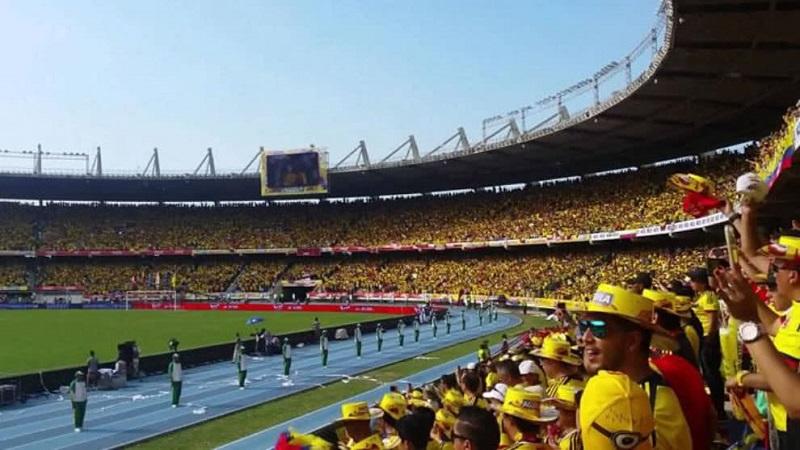 Partido Colombia vs Argentina tendría 10.000 espectadores en el Metropolitano