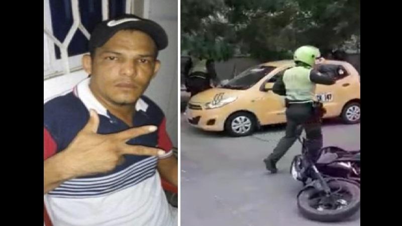 Taxista asesinado en Caribe Verde residía en el barrio Buenos Aires