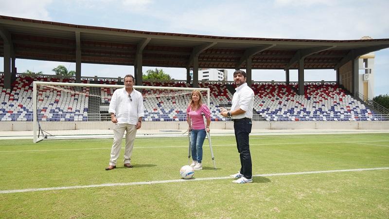 """""""Barranquilla es una ciudad fantástica y está preparada para hacer los Juegos Panamericanos"""": presidente de Panam Sports"""