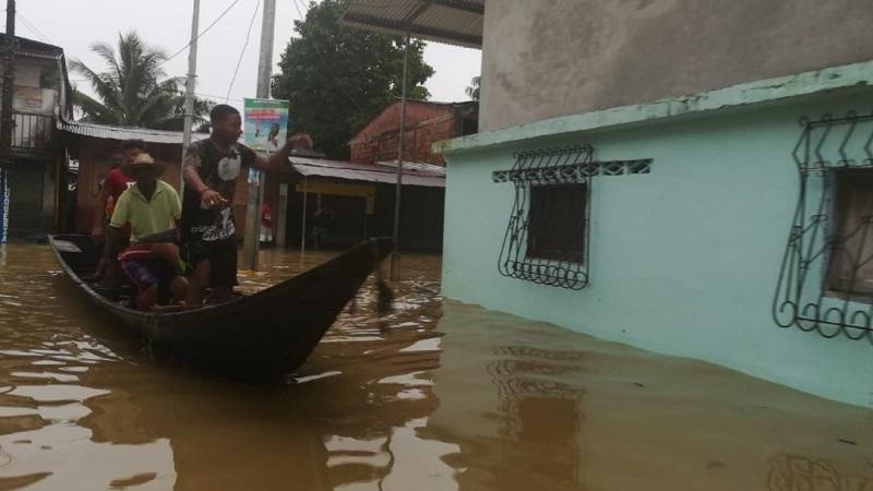 Lluvias de septiembre ya dejan 4.633 familias afectadas