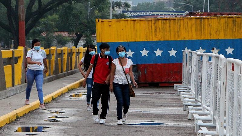 Migración venezolana supera las seis millones de personas, según ONU