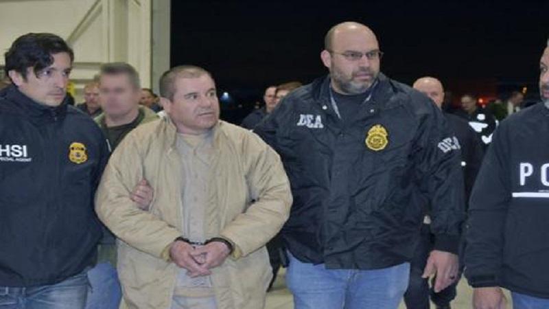 Defensa del Chapo Guzman pide anular condena de cadena perpetua
