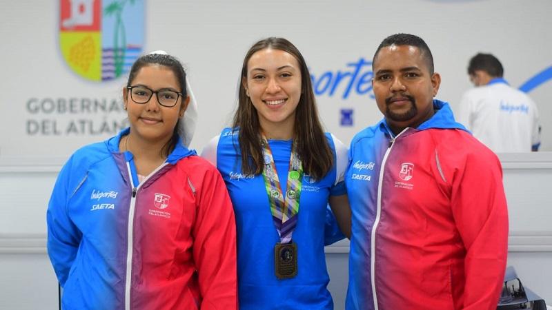Indeportes Atlántico apoya con una inversión de más de $1.700 millones a deportistas de alto rendimiento