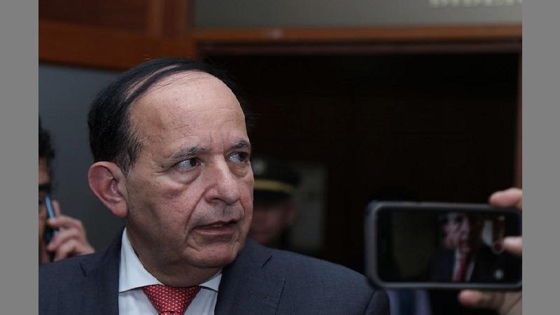 JEP expulsa al exsenador Álvaro Ashton por no aportar verdad plena
